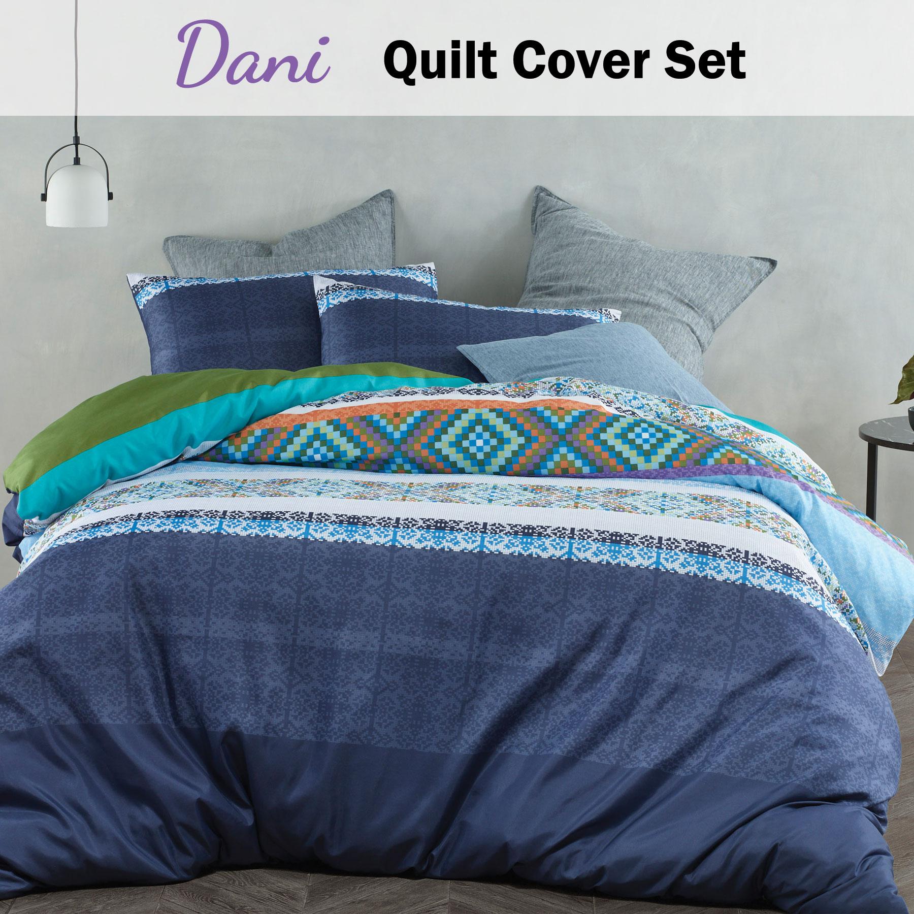 Geometric Quilt Doona Single Queen Size Bedspreads Coverlet Blanket Comforter